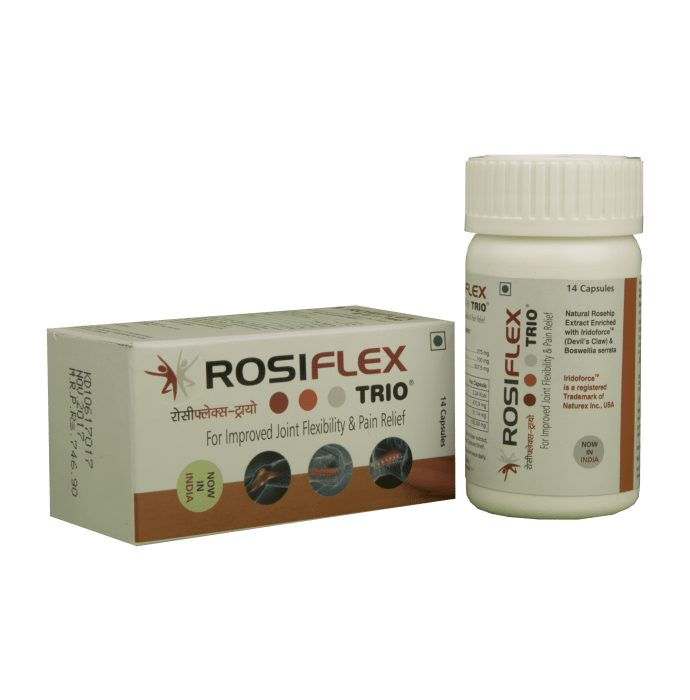 Rosiflex Trio Capsule