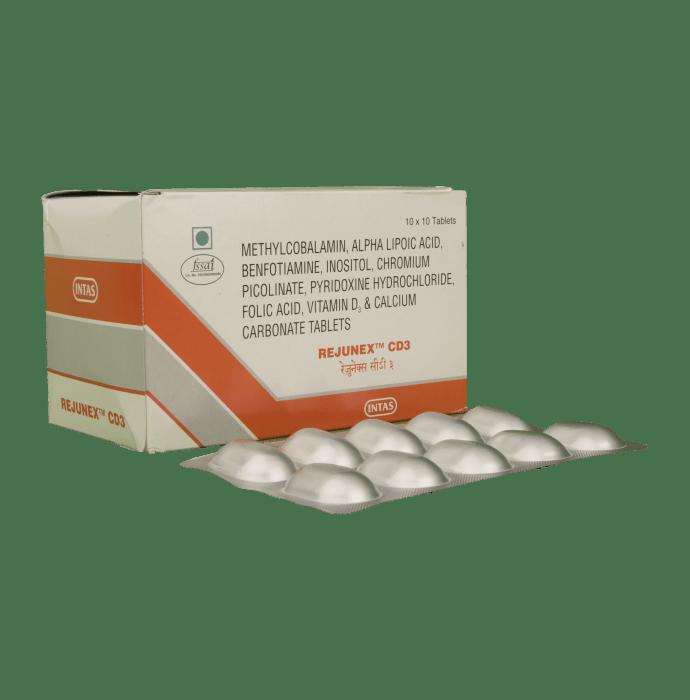 Rejunex CD 3 Tablet
