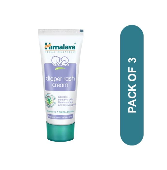Himalaya Diaper Rash Cream Pack of 3