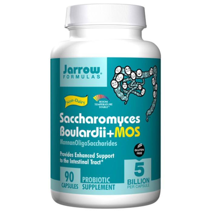 Jarrow Formulas Saccharomyces Boulardii+MOS Capsule