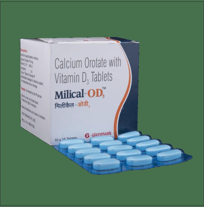 Milical OD3 Tablet
