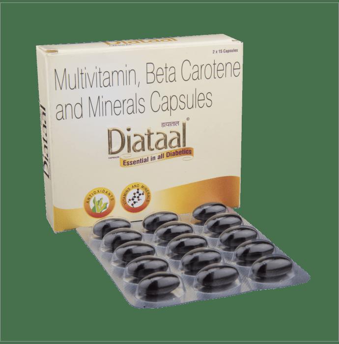 Diataal Capsule