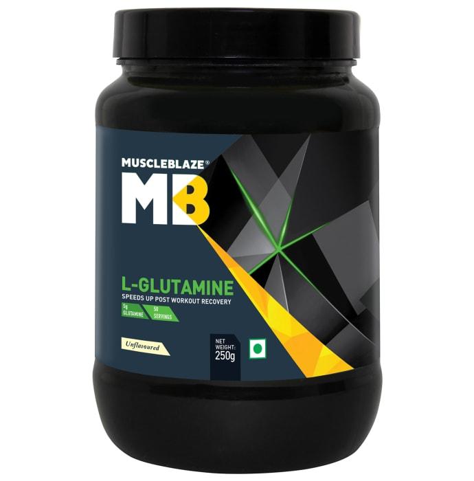 MuscleBlaze Glutamine Powder