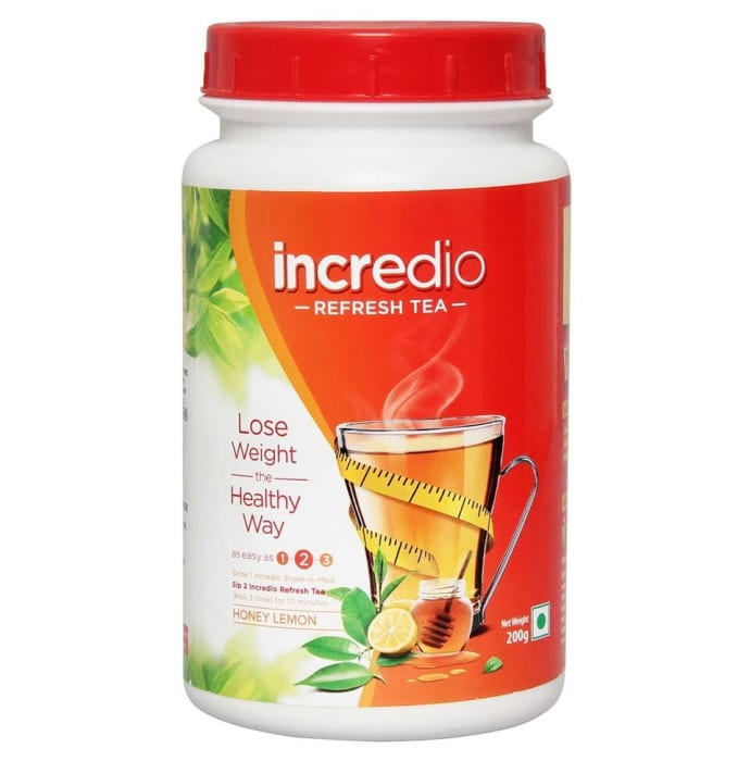 Incredio Refresh Tea Honey lemon