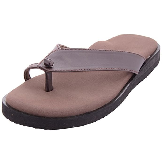 Dia One Orthopedic Sandal Rubber Sole MCP Insole Diabetic Footwear for Men and Women Dia_38 Size 6