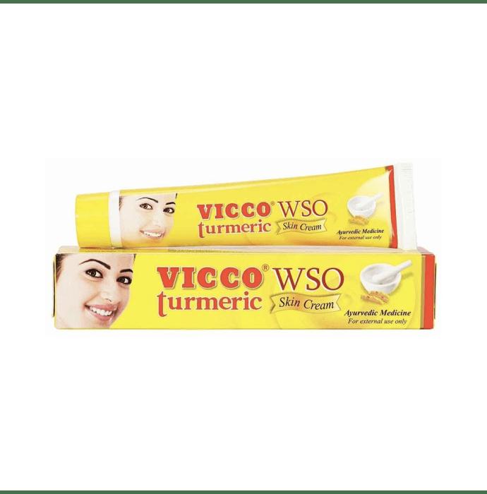 Vicco Turmeric Wso Skin Cream Pack of 2