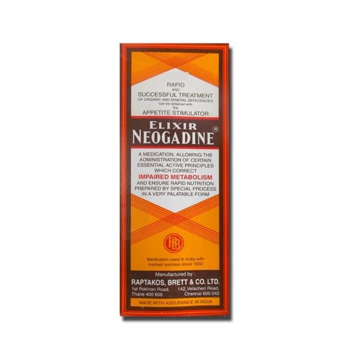 Neogadine Syrup