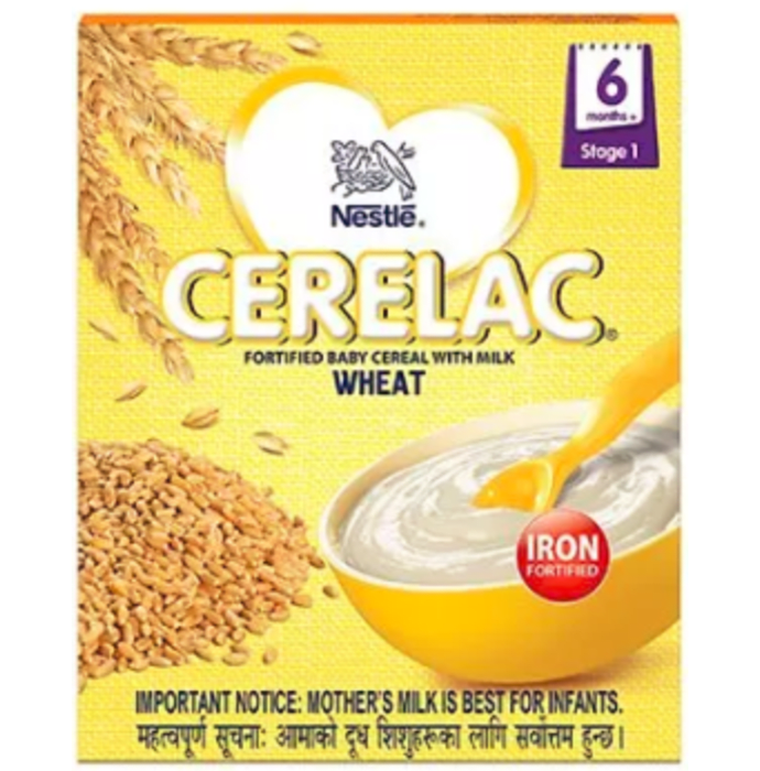 Nestle Cerelac Stage 1 Wheat