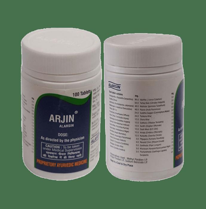 Arjin Tablet