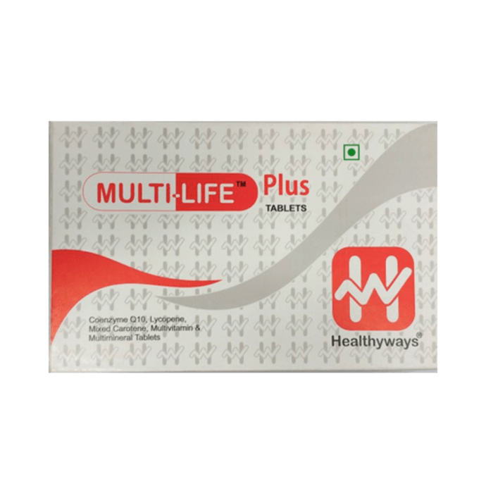 Multi-Life Plus Tablet