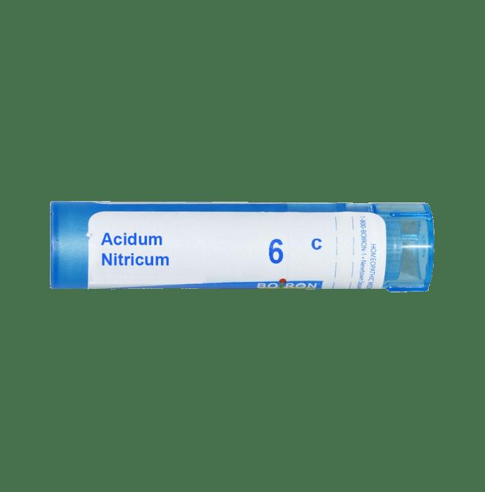 Boiron Acidum Nitricum Multi Dose Approx 80 Pellets 6 CH