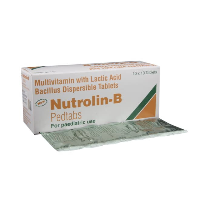 Nutrolin-B Paed Tablet