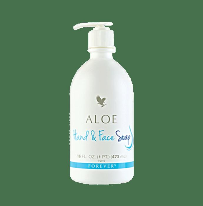Forever Aloe Hand & Face Soap