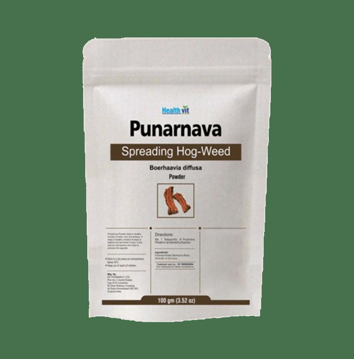 HealthVit Punarnava Powder