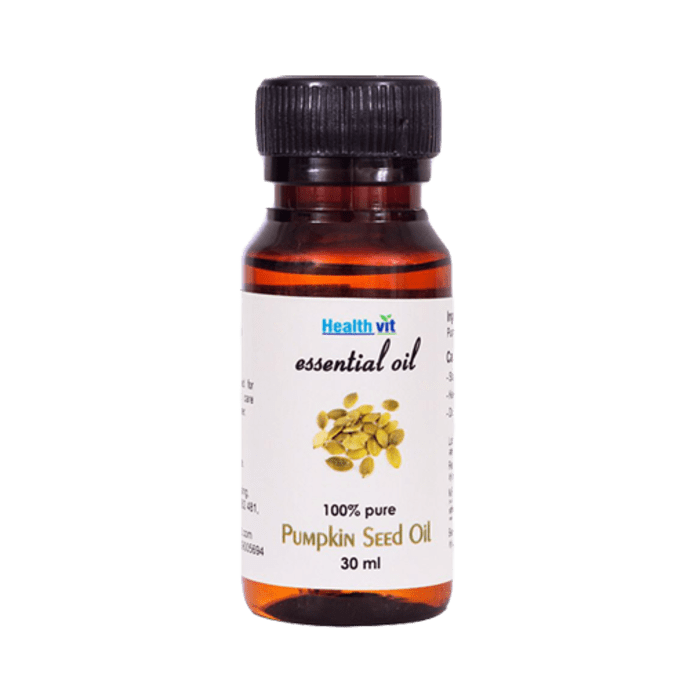 HealthVit Pumpkin Seed Essential Oil