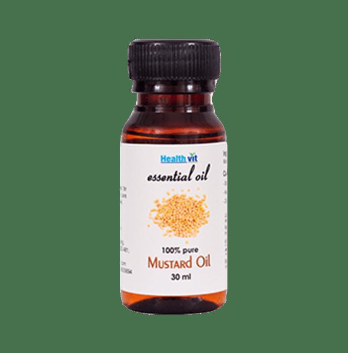 HealthVit Mustard Essential Oil