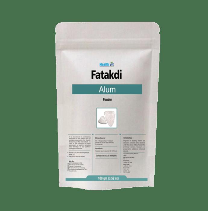 HealthVit  Fatakdi  Powder