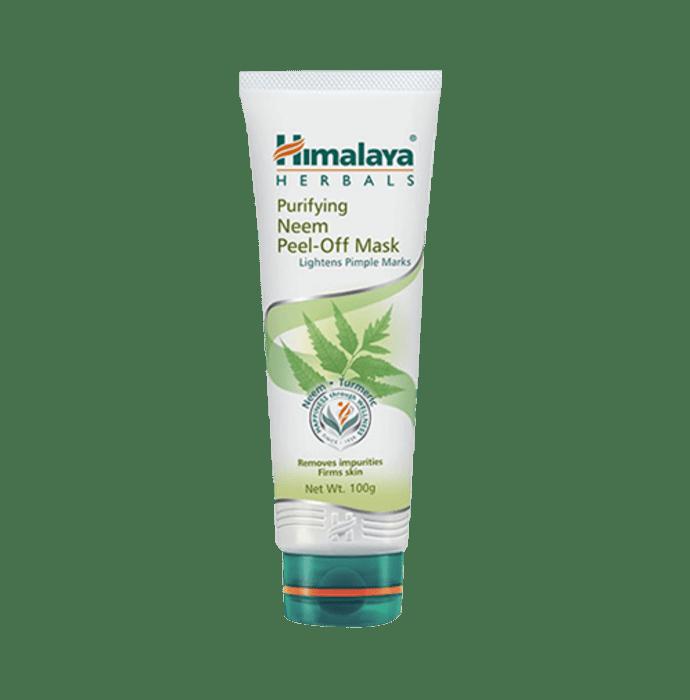 Himalaya Purifying Neem Peel Off Mask
