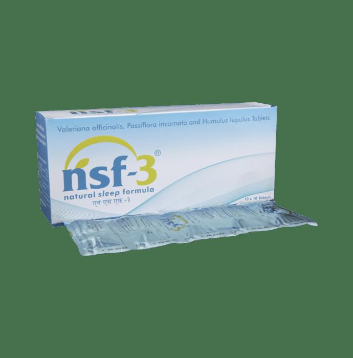 Nsf 3 Tablet