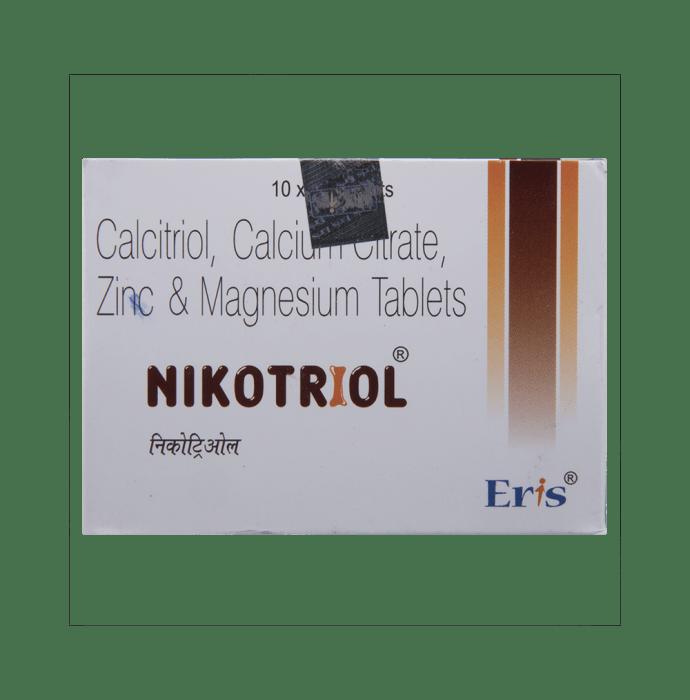 Nikotriol Tablet