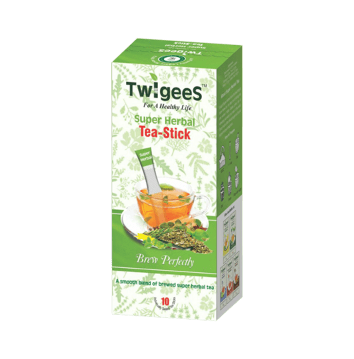Nature & Nurture Twigees Super Herbal Tea Stick