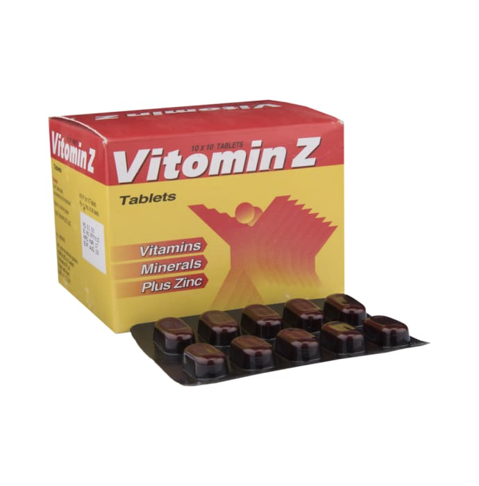 Vitomin Z Tablet