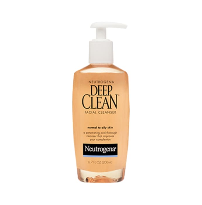 Neutrogena Deep Clean Facial Cleanser