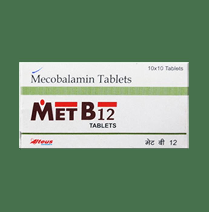 Met B12 Tablet