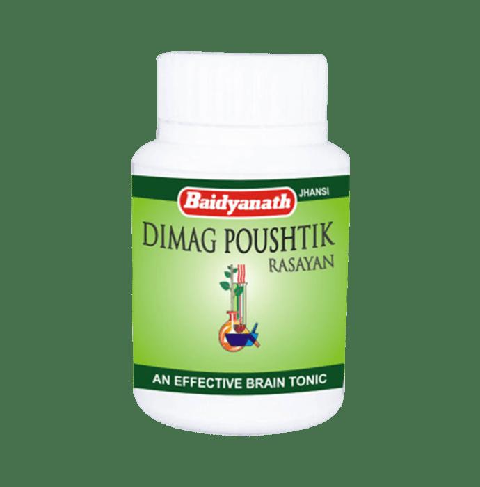Baidyanath Dimag Poushtik Rasayan Tablet