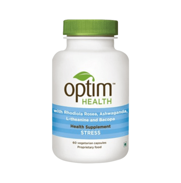 Optim Health Stress Capsule