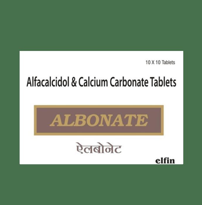 Albonate Tablet