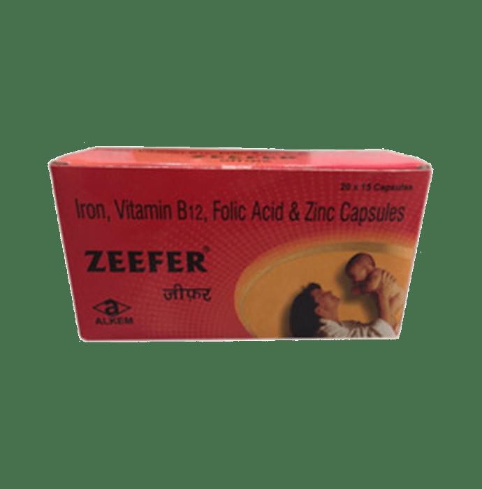 Zeefer  Capsule