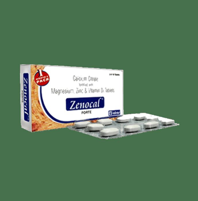 Zenocal Forte Tablet
