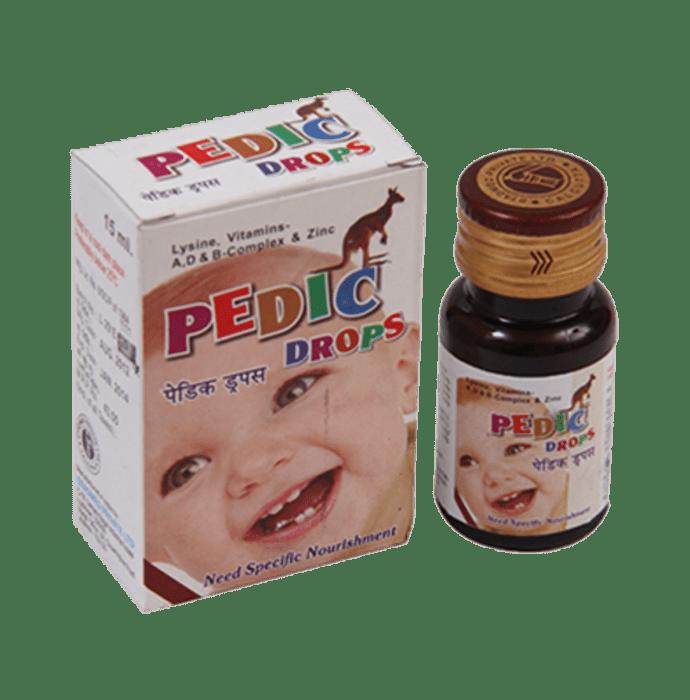 Pedic Drop