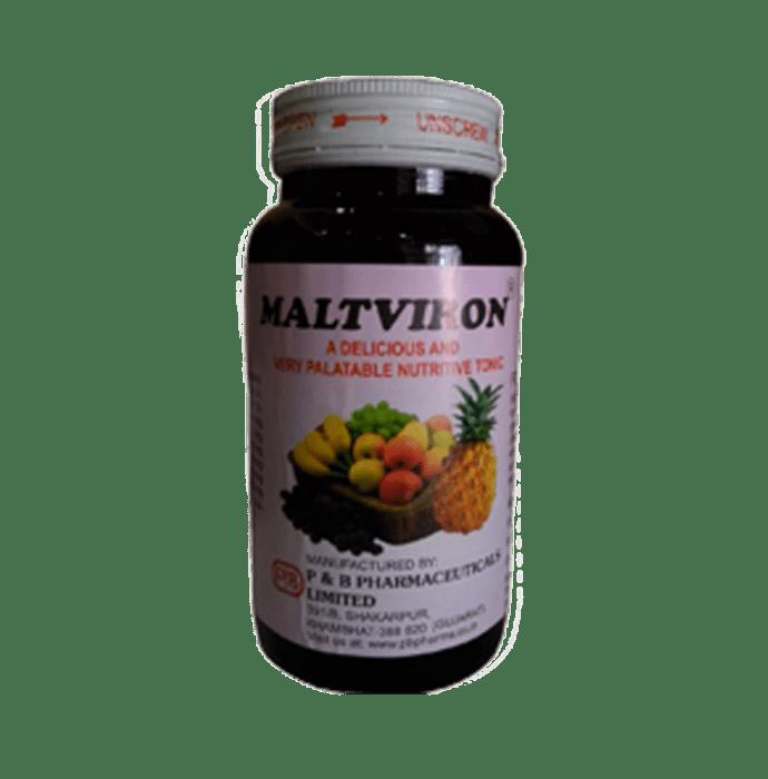 Maltviron Syrup
