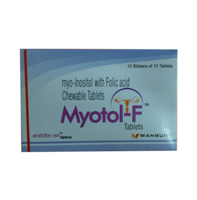 Myotol -F Tablet