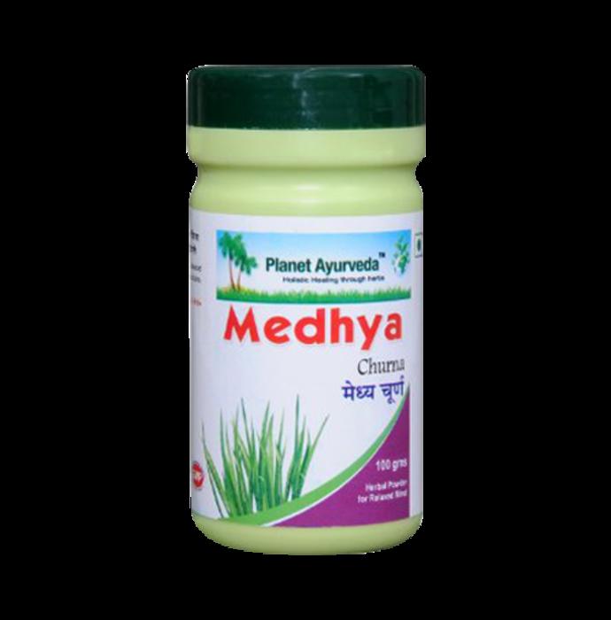 Planet Ayurveda  Medhya Churna