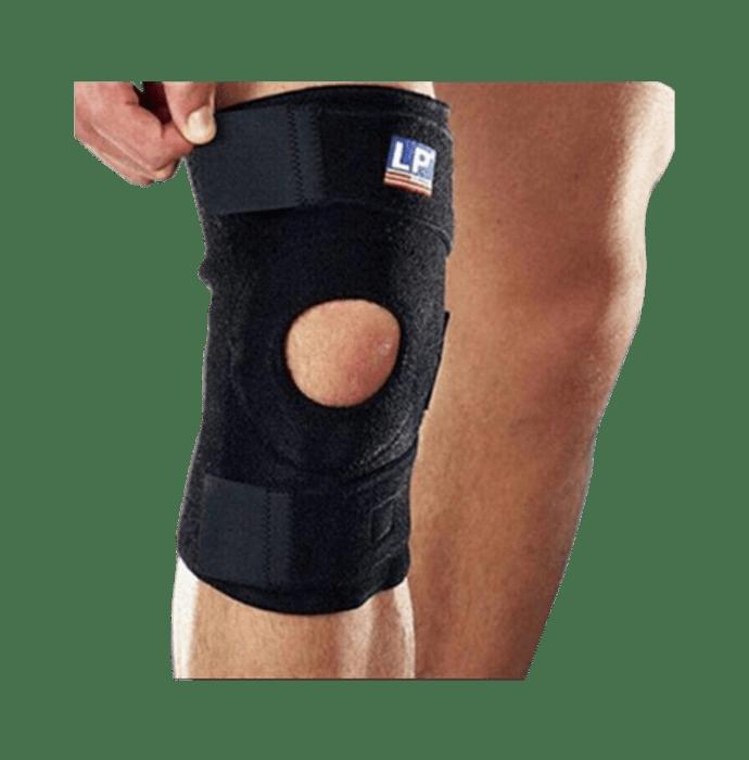 LP #758 Neoprene Knee Support Open Patella