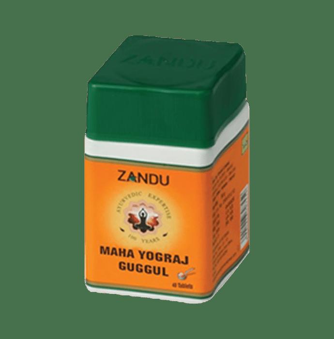 Zandu Maha Yograj Guggul Tablet