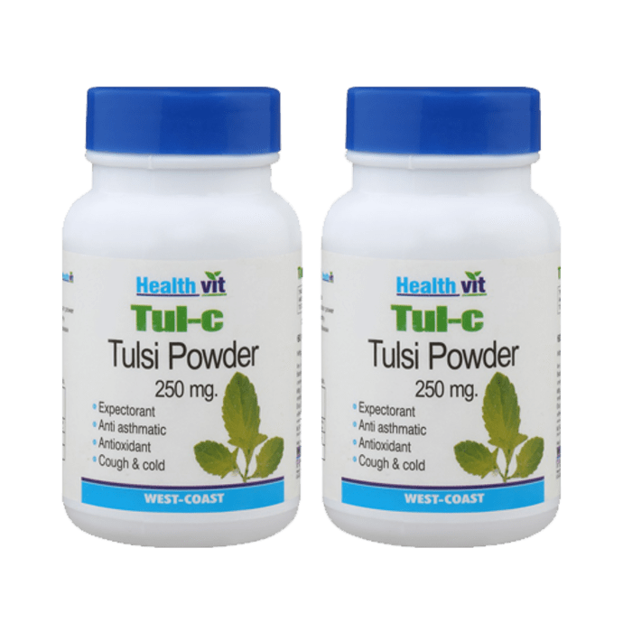 HealthVit Tul-C 250mg Capsule (Pack OF 2)