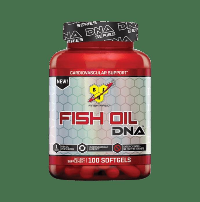 BSN Fish Oil Dna Capsule