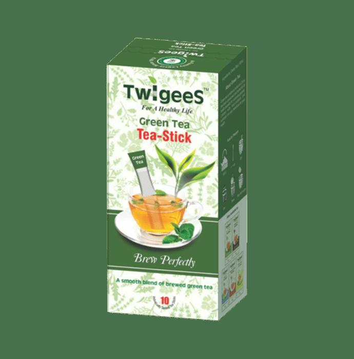 Nature & Nurture Twigees Green Tea Stick