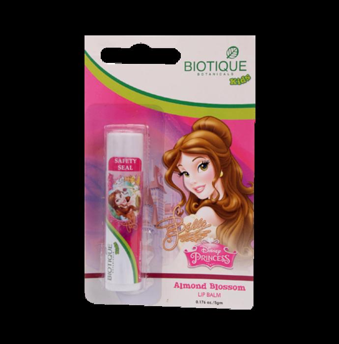 Biotique Disney Princess Almond Blossom Lip  Balm
