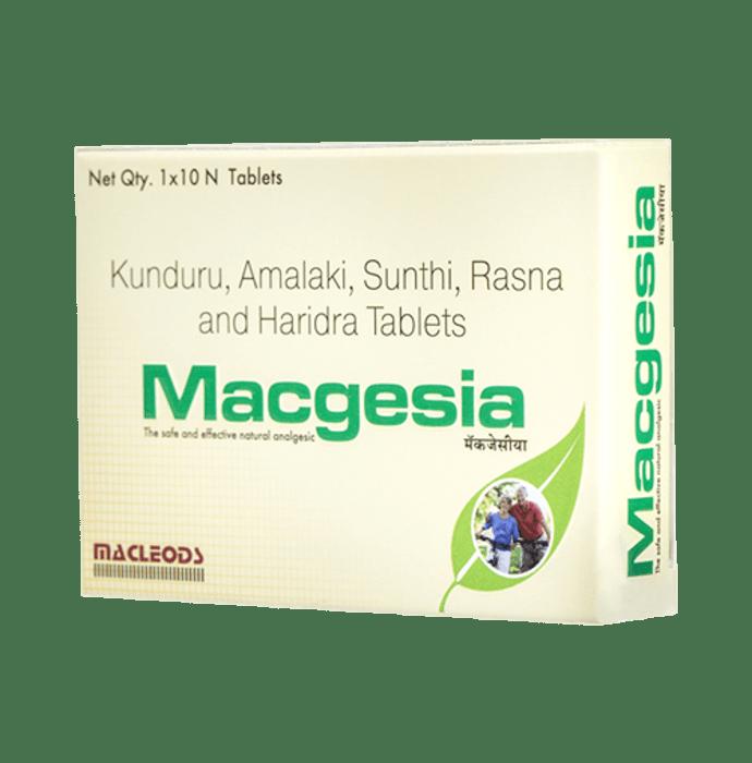 Macgesia Tablet