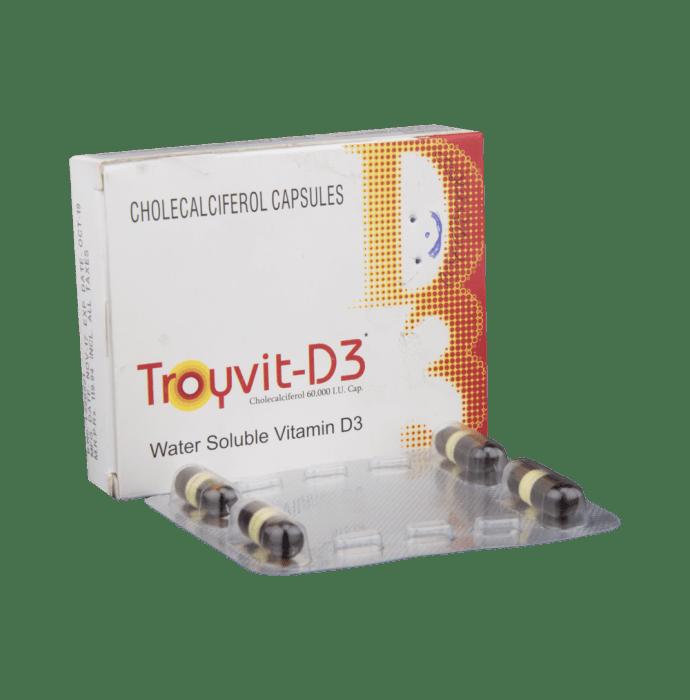 Troyvit-D3 60K Capsule