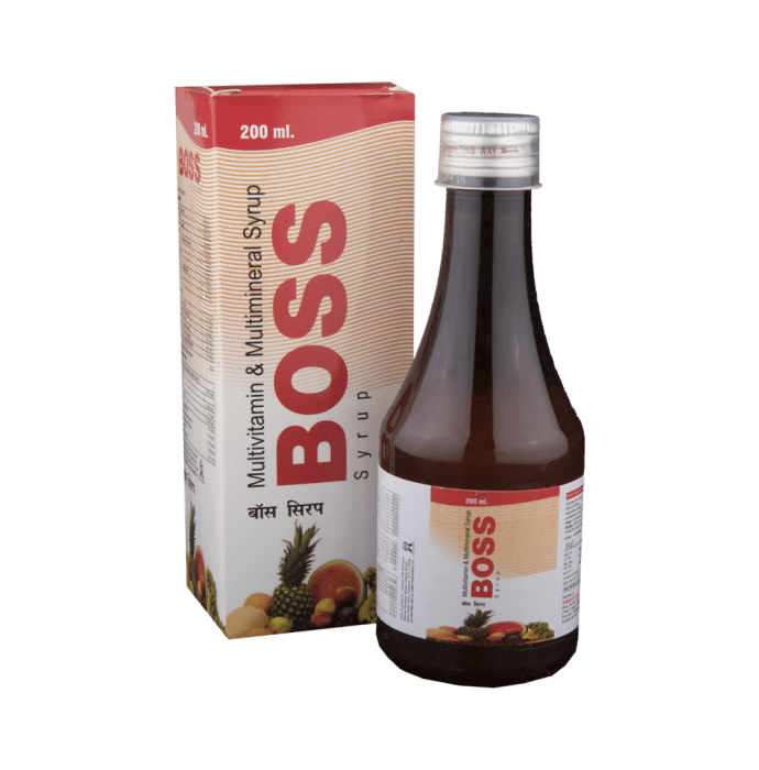Boss Syrup