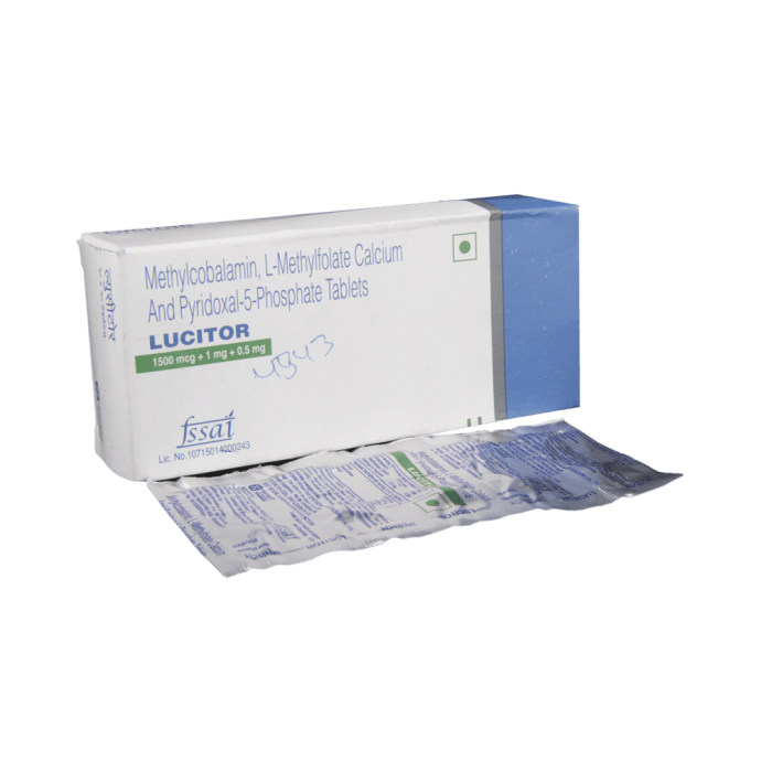 Lucitor Tablet