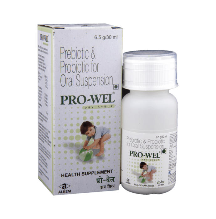 Prowel Dry Syrup
