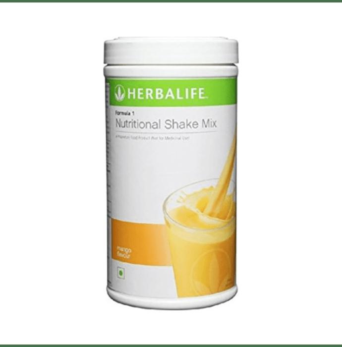 Herbalife Formula 1 Nutritional Shake Mix Mango