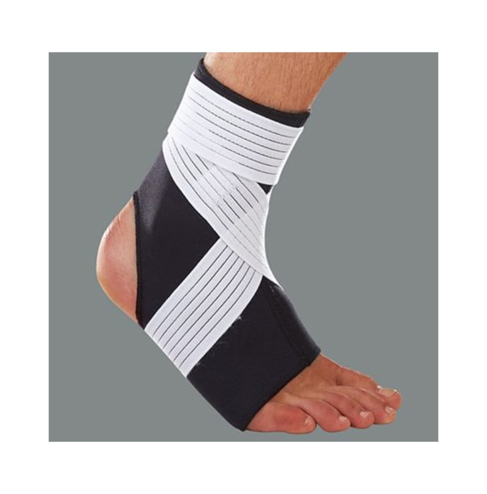 LP #728 Neoprene Ankle Support  with Strap XL